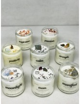 CHANDELLE -D' INTENTION- CANDLES -NEW-