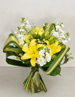 YELLOW MEADOW BOUQUET
