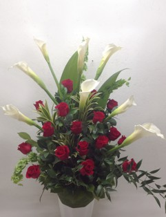 CALLAS AND ROSES TRIBUTE