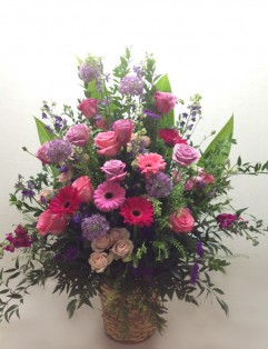 PINK AND LAVENDER TRIBUTE